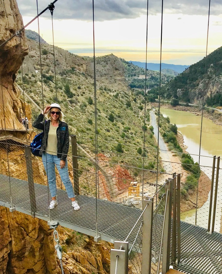Absolute must als je in Andalusië bent: Caminito DelRey